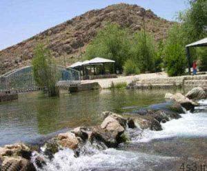 چشمه ديمه مکانی زیبا برای تفریح سایت 4s3.ir