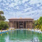کاخ چهل ستون اصفهان سایت 4s3.ir