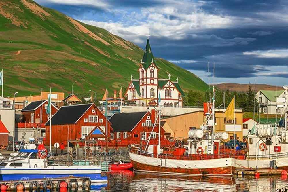 تصاویری از جاذبههای شگفتانگیز ایسلند! سایت 4s3.ir