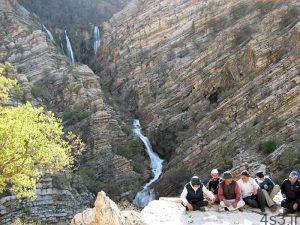 تصاویری از آبشار زیبای «طوف کما» سایت 4s3.ir