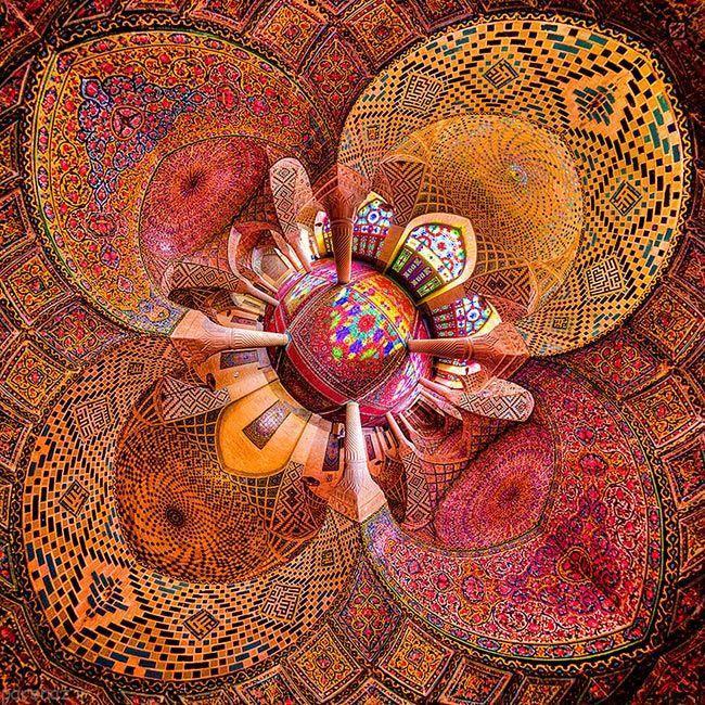 معماری5 - تصاویر معماری اسلامی مجموعه 1