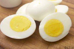 آنچه با مصرف تخم مرغ در بدن رخ میدهد سایت 4s3.ir