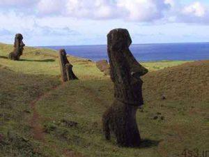 اسرار آمیزترین نقاط دنیا - جزیره ایستر سایت 4s3.ir