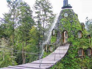 اقامتگاه جادویی مونتانا در شیلی (+تصاویر) سایت 4s3.ir