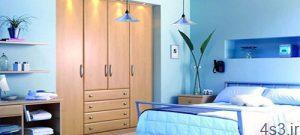 باید و نبایدهای رنگ اتاق خواب بر مبنای پژوهشها سایت 4s3.ir