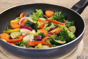 بهترین روش استفاده از سبزیجات چیست؟ سایت 4s3.ir