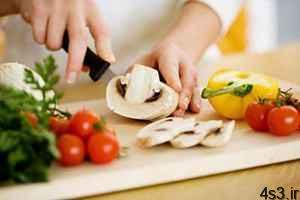 ترفندهای آشپزی برای زندگی بهتر سایت 4s3.ir