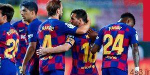 تست یک بازیکن بارسلونا مثبت شد سایت 4s3.ir