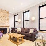 تصاویر خانه دوبلکس «جسیکا چستین» در نیویورک سایت 4s3.ir