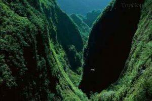 تنگه ای زیبا و شگفت انگیز در ماداگاسکار سایت 4s3.ir