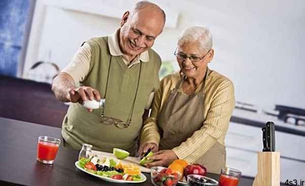 توصیههای مهم تغذیهای برای سالمندان سایت 4s3.ir