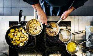 4 تکنیک برای آشپزی بی خطر سایت 4s3.ir