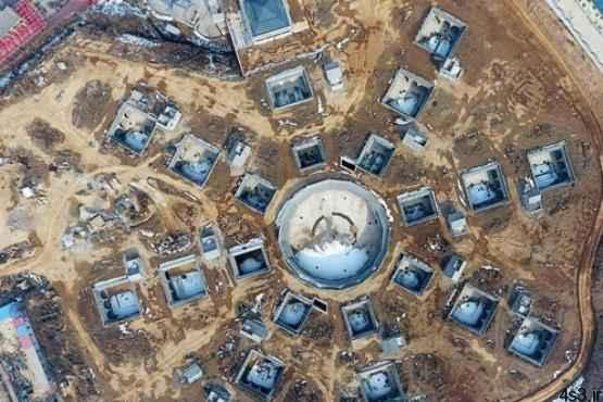 تصاویرجالب از یک شهر اسرار آمیز سایت 4s3.ir