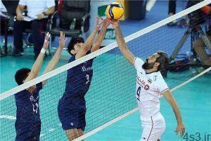 جدول زمانی بازیهای تیم ملی والیبال در المپیک توکیو اعلام شد سایت 4s3.ir