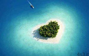 جزیره عشاق کجاست؟ +عکس سایت 4s3.ir