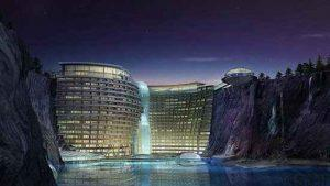 تصاویر دیدنی از عجیب ترین هتلهای دنیا سایت 4s3.ir