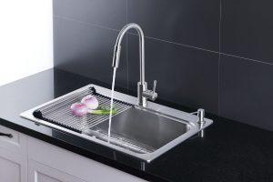 راهنمای خرید انواع سینک های ظرفشویی سایت 4s3.ir