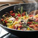 روش های مختلف پخت سبزیجات سایت 4s3.ir