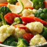 سالم ترین روش برای سرخ کردن پیاز و سبزیجات سایت 4s3.ir