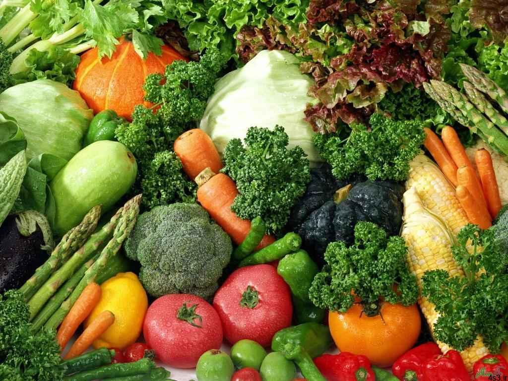 ۴ سبزی، ۴ توصیه سایت 4s3.ir