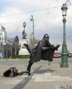عجیب ترین مجسمه های دنیا سایت 4s3.ir