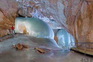 غار آیس ریزن وِلت، بزرگترین غار جهان (+تصاویر) سایت 4s3.ir