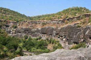 غار عجیبی در هند + تصاویر سایت 4s3.ir
