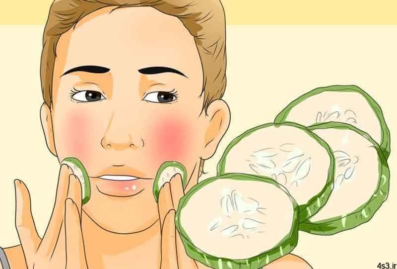 10 ماده غذایی برای درمان آفتاب سوختگی سایت 4s3.ir