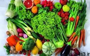 ۶ ماده غذایی برای سمزدایی بدن سایت 4s3.ir