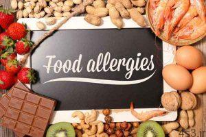 آلرژی غذایی یا حساسیت غذایی چیست؟ سایت 4s3.ir