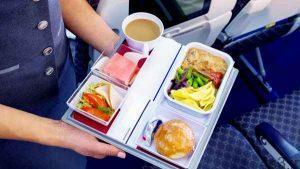 قبل از پرواز این غذاها را نخورید سایت 4s3.ir