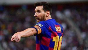 مسی سرمربی بارسلونا را معرفی کرد سایت 4s3.ir