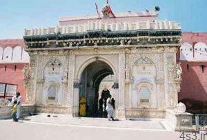 معبد کارنی ماها در هند (معبد موش های مقدس) سایت 4s3.ir