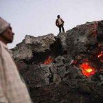 معدن شعله ور در هند (+ تصاویر) سایت 4s3.ir