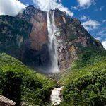 معرفی آبشار آنجل، بلندترین آبشار دنیا + عکس سایت 4s3.ir