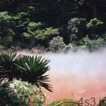 معروف ترین و جالب ترین چشمه های آبگرم دنیا سایت 4s3.ir