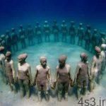 موزه های عجیب در زیر دریا (+تصاویر) سایت 4s3.ir