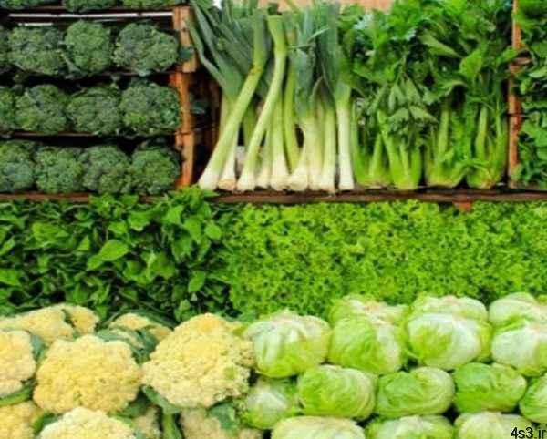 نحوه شستوشوی صحیح سبزیجات سایت 4s3.ir