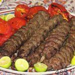 نكاتی برای پخت کباب کوبیده سایت 4s3.ir