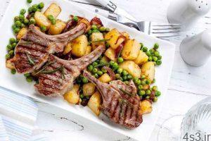 نکاتی برای پخت غذاهای گوشتی سایت 4s3.ir