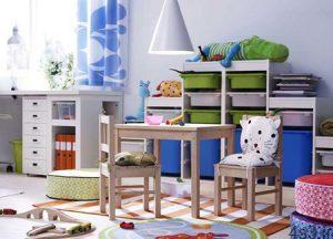 نکاتی برای چیدمان یک اتاق خواب برای دو فرزند سایت 4s3.ir