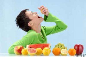 میوهها را چه وقت بخوریم؟ سایت 4s3.ir