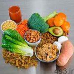 هشت ماده غذایی که حال شما را خوب میکند سایت 4s3.ir