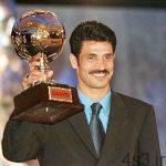 وقتی دایی با توپ طلا روی جلد مجله AFC رفت/عکس سایت 4s3.ir