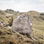 پناهگاهی مخفی در رشته کوه آلپ (+عکس) سایت 4s3.ir