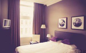 پیشنهادهای رنگی برای اتاق خواب! سایت 4s3.ir