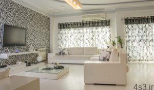 چگونه خانه خود را زیبا کنیم سایت 4s3.ir