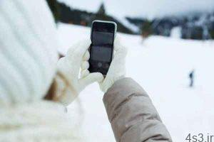 چگونه طول عمر باتری گوشی را در هوای سرد افزایش دهیم سایت 4s3.ir