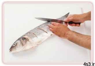 چگونه ماهی تازه را پاك كنیم؟ سایت 4s3.ir