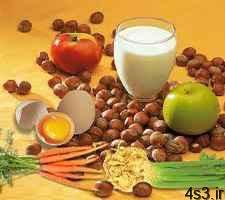 ۴ ماده غذایی برای پیشگیری از کم خونی سایت 4s3.ir